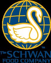 schwan food company using PEC's outdoor display enclosures