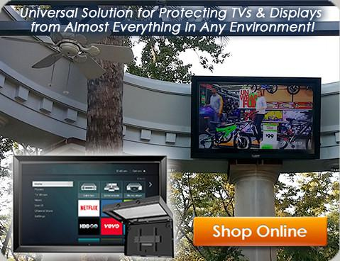 Affordable Weatherproof Outdoor Tv Enclosure